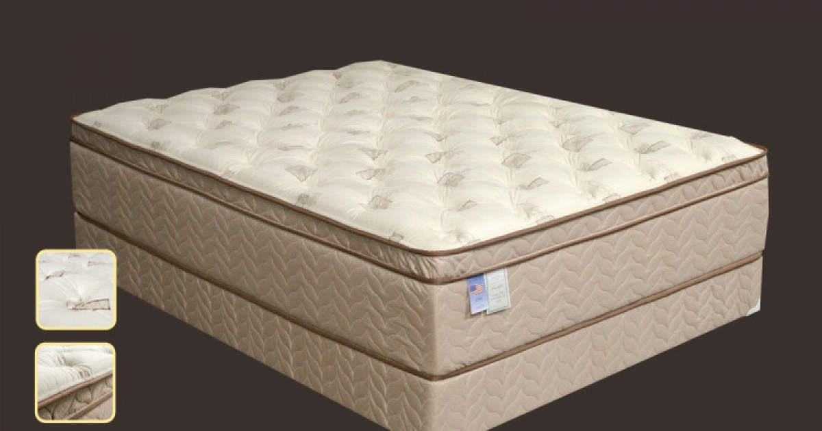 All Mattresses Dunhill Euro Pillow Top Premium Collection